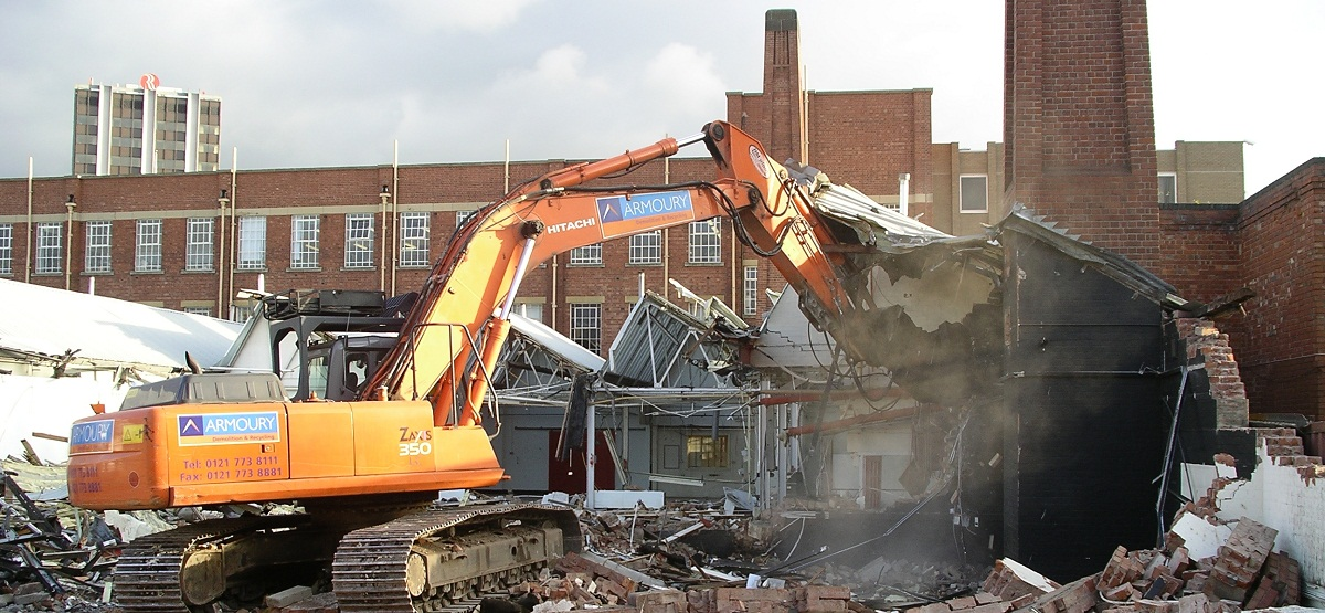 Construction And Demolition Wastes